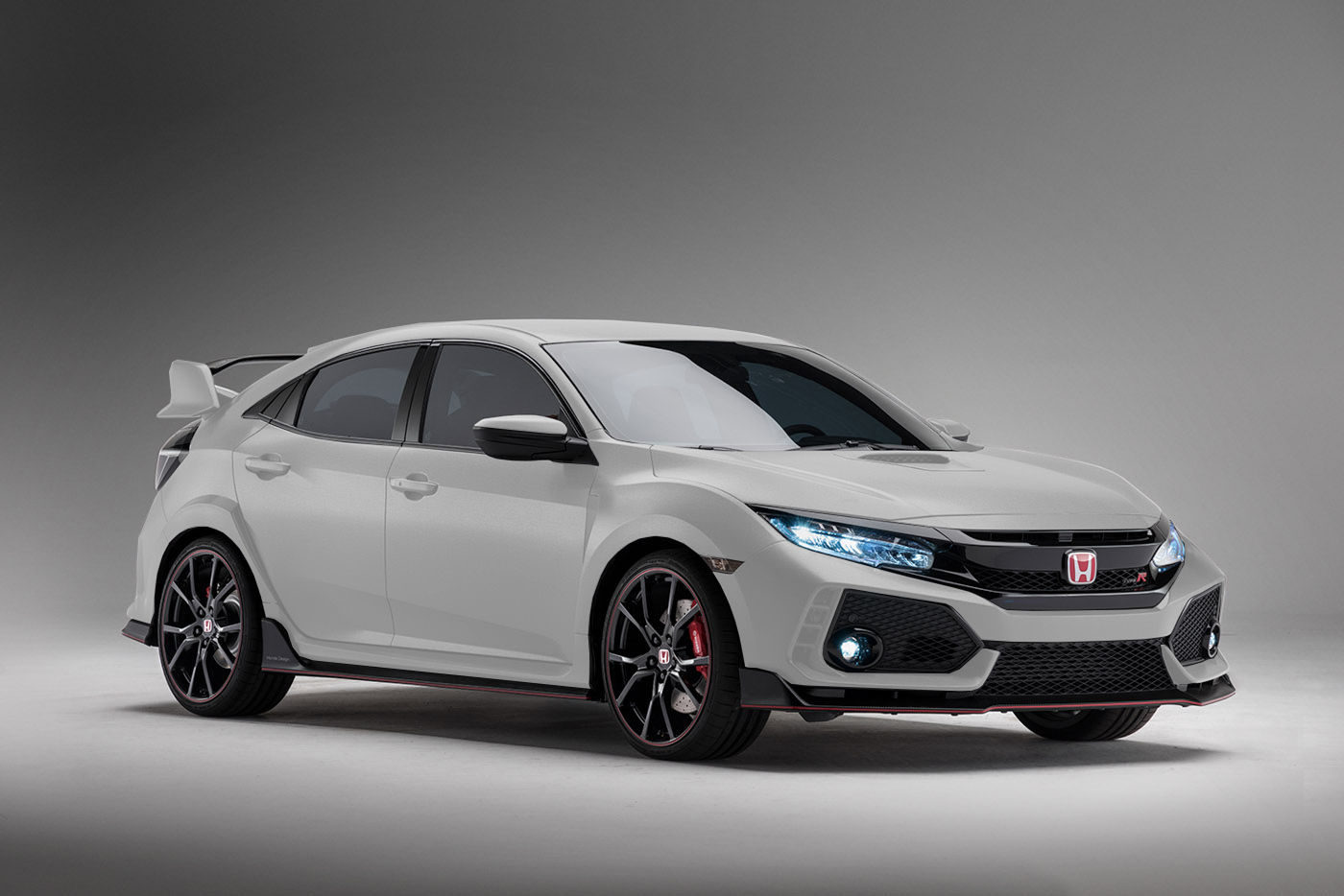 civic type r previewed in more colors 2016 honda civic. Black Bedroom Furniture Sets. Home Design Ideas